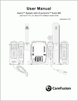 Alaris Medley 8015 PC Carefusion Infusion Pump Controller 8015 Operations Manual