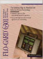 Baxter Flo-Gard 6301 Infusion Pump 6301 brochure