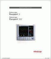 Datascope Passport 2  Operations Manual