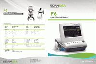 Edan F6 F6 brochure