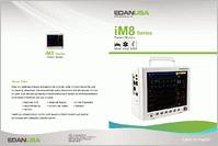 Edan iM8 Patient Monitor IM8 brochure