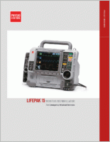 Physio Control Lifepak 15 - All Configurations  brochure