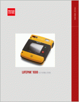 Physio Control LIFEPAK 1000 99425-000023 brochure