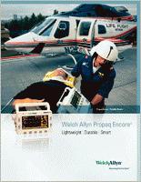 Welch Allyn Propaq Encore 206EL 007-0110-01 brochure