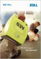 Zoll AED Plus Defibrillator 21000010102011010 brochure