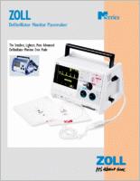 Zoll M-Series Defibrillator MSeries12 brochure