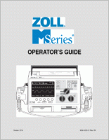 Zoll M-Series Defibrillator MSeries12 Operations Manual