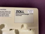 Zoll Base Power Charger - XL Battery Ready