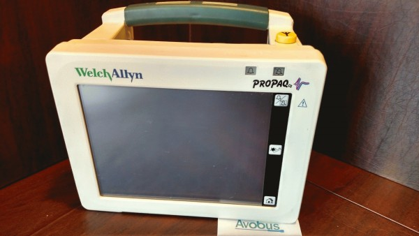 Welch Allyn ProPaq CS Model 242