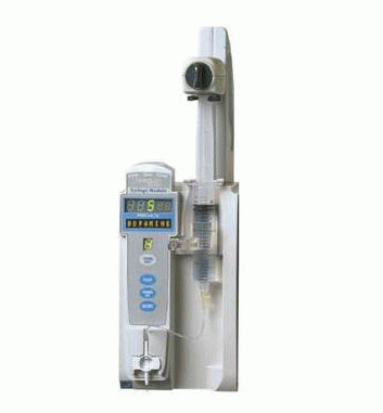 Alaris CareFusion Medley 8110 Syringe Pump Module