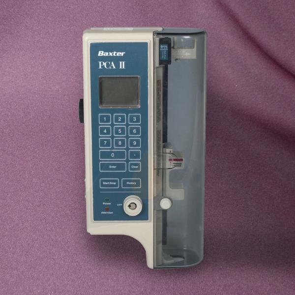 Baxter PCA II Syringe Infusion Pump