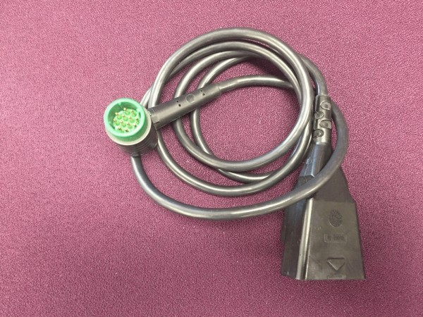 Physio Control 12 Lead ECG Trunk Cable (5 Foot)