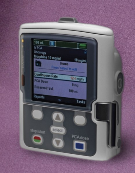 Smiths Medex Cadd Solis 2110 Infusion Pump