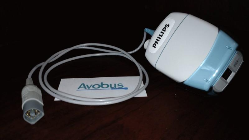 Philips Sidestream CO2 Sensor Philips monitors M2741A - Avobus