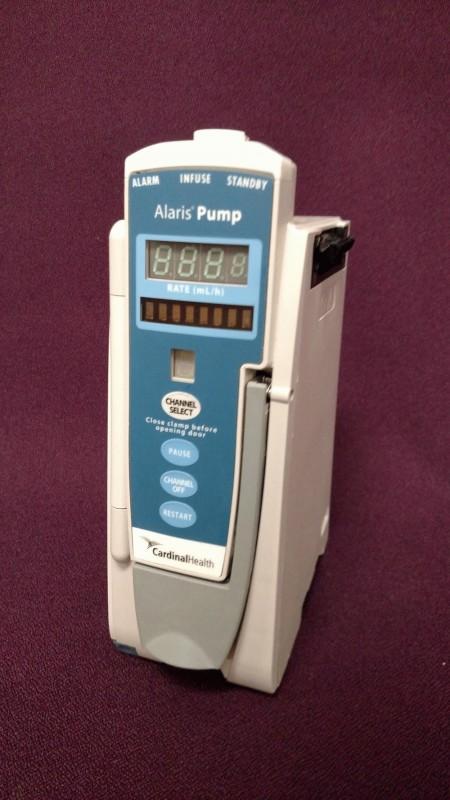 Alaris 8100 IV Pump Module 8015 - Avobus Medical Equipment