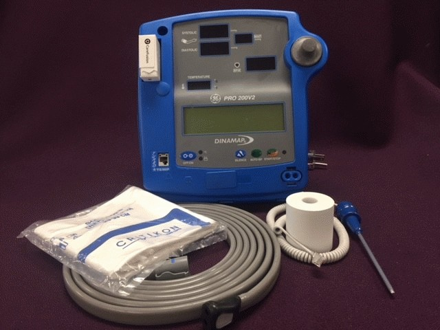 GE Dinamap Pro 200 Avobus Medical Equipment