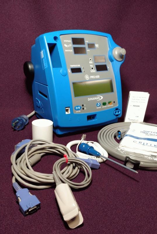 GE Dinamap Pro 400 Avobus Medical Equipment
