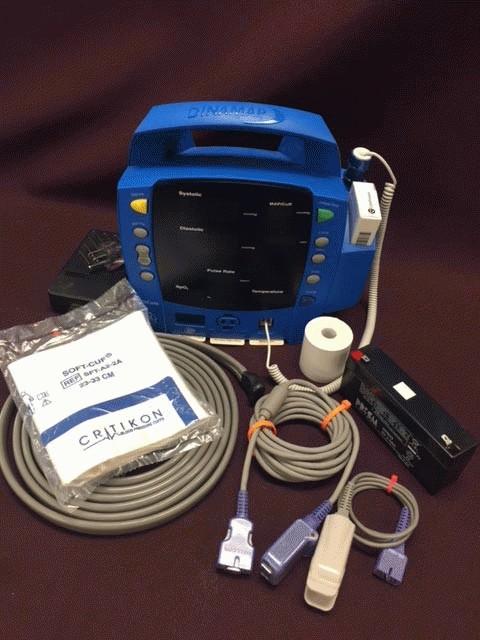 GE Dinamap ProCare 400 Avobus Medical Equipment