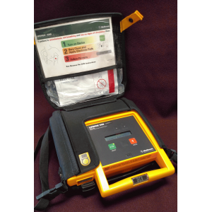 Lifepak 500 Bi-Phasic AED Refurbished