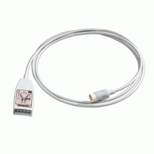 M1663A EKG Trunk Cable Refurbished