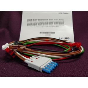 M1968A 5 Leads ECG wire, Grabber Refurbished