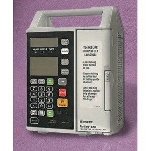 Flo-Gard 6201 Infusion Pump Refurbished