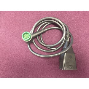 12 Lead ECG Trunk Cable (5 Foot) Refurbished