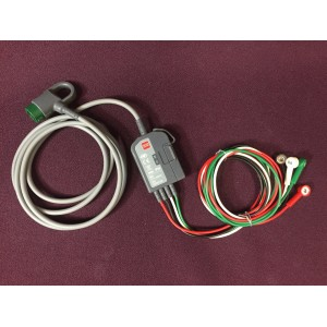 12 Lead ECG Trunk Cable Refurbished