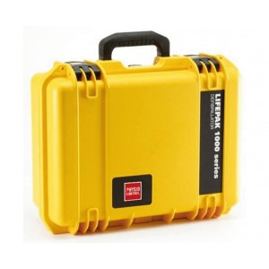 Hard shell, watertight carrying case New