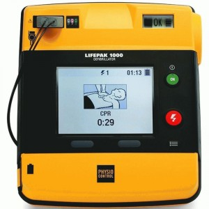 LIFEPAK 1000 New