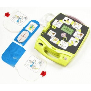 AED Plus Defibrillator New