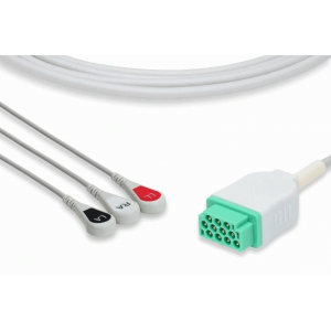 GE Healthcare Marquette Direct-Connect ECG Cable New